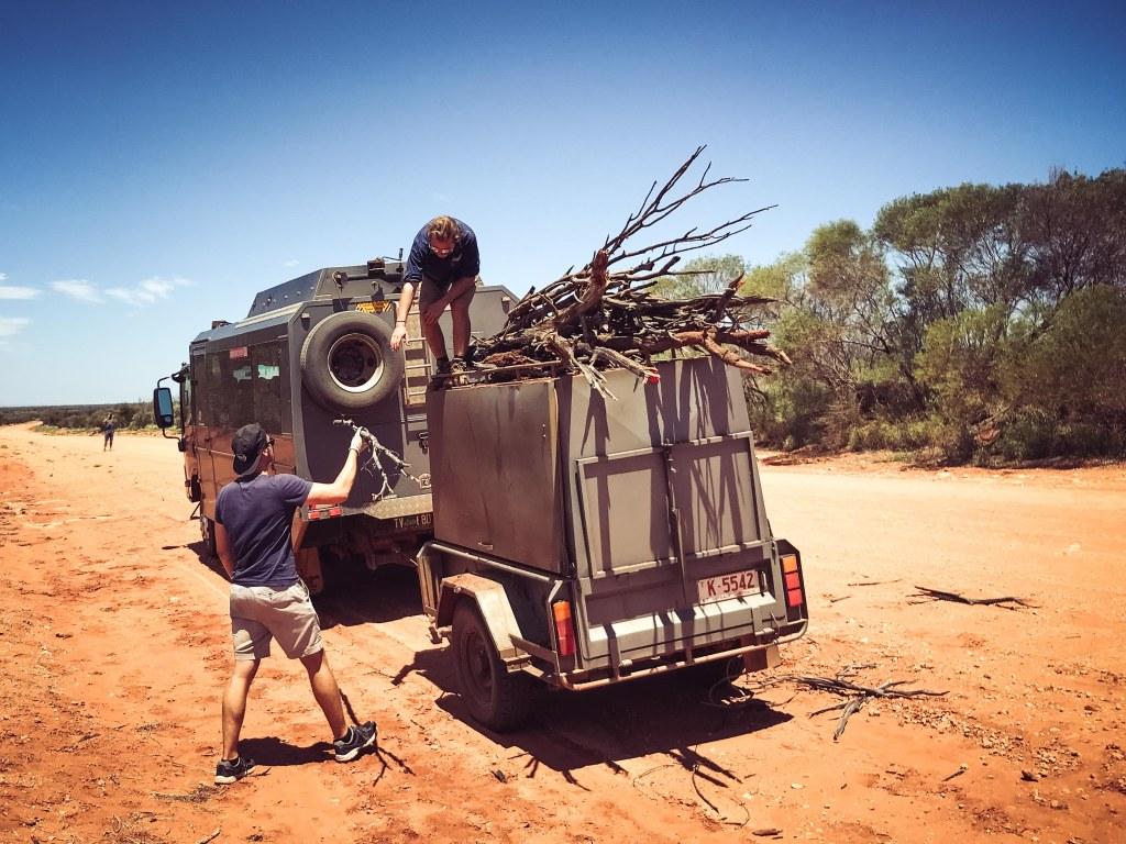 Uluru Firewood